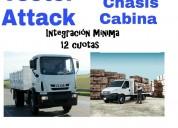 Plan ahorro camion iveco tector attack 150 e 210 en maipú