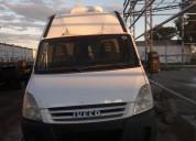Vendo o permuto iveco daily 5516 termico en bahía blanca