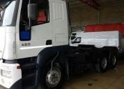 Iveco stralis 420 tractor balancin 2007