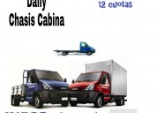 Chasis cabina daily iveco plan ahorro en maipú