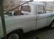 Vendo camioneta ford pikup en resistencia