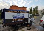 Vendo fondo de comercio lavadero movil en san fernando