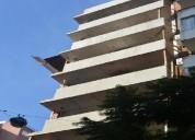 Edificio de 7 pisos con semipisos de 1 dormitorio y dos pisos exclusivos de 1 dormitorio en rosario