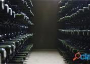 Bodega en junin rodeada de vinedos 2 194 000 litros incluye marca propia en junín-mendoza