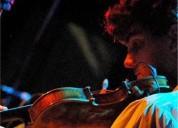 Clases de violin caballito flores almagro boedo en buenos aires