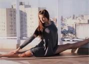 clases particulares o grupales de pilates stretching y danza en buenos aires