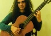 Clases de guitarra electrica y clasica todos los estilos armonia composicion improvisacion en buenos
