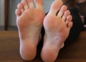 Busco mujer de pies pequeños buena recompensa