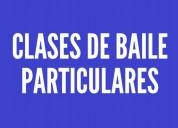 Bailarina profesora en caballito capital federal