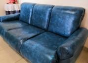 Vendo sofÁ de 3 cuerpos! impecable!