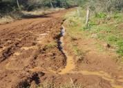 Vendo chacra a 4 mil metros de la ruta provincial n 4 a 3 500 000 en leandro n. alem