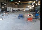 Venta galpon 1700 m2 en parque industrial de bahia blanca en bahía blanca