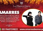 Amarres de amor, maestros quiroz +51-960759822