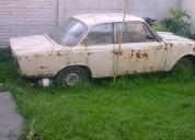 Vdo.repuestos y accesorios d coupe fiat 1500//1967