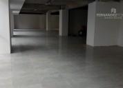 Fernandez poeppel alquila oficinas salon 350 m2