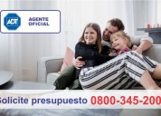 Adt | alarmas para casas | 0800-345-2004