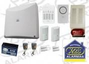 Reparación de alarmas para residencias x-28