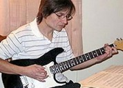Clases de guitarra electrica -berklee- via skype