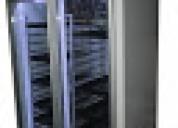Heladera Almacenera - 6 puertas - Usada - Reparada