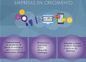 Logotipos catalogos flyers diseño grafico y mas