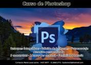 Curso de photoshop flexiilidad horaria