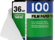 Porta rollo papel higiénico rollo fotos
