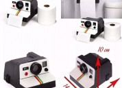 Porta papel camara polaroid rollo fotografico foto