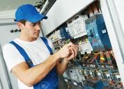 Electricidad del hogar y la industria