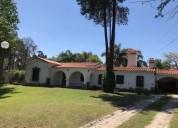 Vendo Casa En Villa Allende Parque 2 dormitorios 74 m2