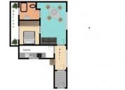 Martiniano leguizamon 100 8 000 tipo casa ph alquiler 1 dormitorios 30 m2