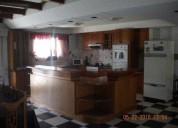 Chalet en venta 6 amb 4 dor 800 m2 389 m2 cub chalet en barrio parque 4 dormitorios
