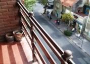 2 amb la calle con 2 balcones la perla 1 dormitorios 50 m2