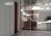 alquiler departamento 1 dormitorio con cochera zeballos 642 40 m2