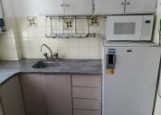 Departamento en venta 2 amb 1 dor 38 m2 2 ambientes calle con balcon invertido 1 dormitorios