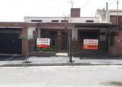 Ramon ocampo 1900 12 000 casa alquiler 3 dormitorios 130 m2