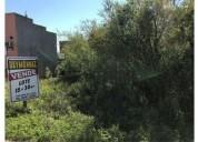Barrio cicle 100 u d 35 000 terreno en venta 2 m2