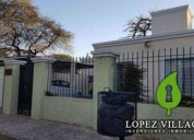 casa en alquiler 3 dor villa rivera indarte zona norte cordoba 3 dormitorios 120 m2