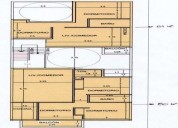 Departamento b alta cordoba 3 dormitorios 81 m2
