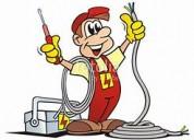 Electricista matriculado (155484646) inst. rep.