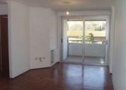 Departamento alquiler 2 dormitorios con cochera y amenities 60 m2