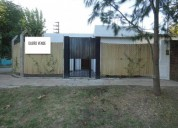 Dueno directo vende casa de 3 ambientes en zona norte muy buena ubicacion y entorno financio 2 dormi