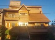 Casa en venta en barrio parque 5 dormitorios 320 m2