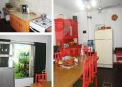 Propiedad apta 2 familias 5 dormitorios 225 m2