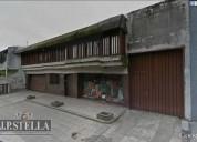 Galpon industrial de losa 1208 m cub en 2 plantas lote 903 m villa luzuriaga 1 dormitorios 908 m2