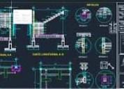 Arquitecta da cursos de autocad en 2 y 3d,rhino, y