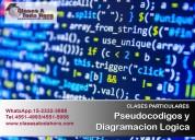 Clases particulares programación java pascal cobol