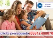 Alarmas para casas en tucumán 0381-4080708 - 0$·instalación!!!