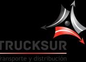 Trucksur - transporte de cargas generales