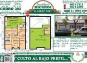Alcaraz 4300 u d 329 900 casa en venta 3 dormitorios 121 m2