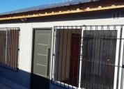 Alquiler casa 3 ambientes 2 dormitorios 45 m2